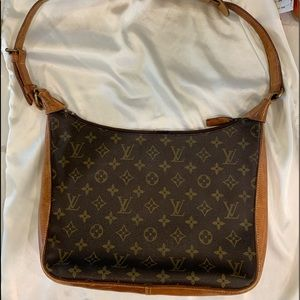 Louis Vuitton rare vintage Boulogne bag